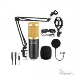 Microfone Condensador Lotus ltm1022